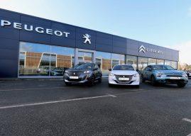 Borgat Automobiles Peugeot rejoint Citroën