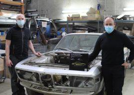 BMW Classic Service Un label après-vente dédié aux anciennes BMW
