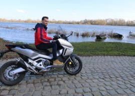 Honda Forza 750  Un maxi-scooter audacieux