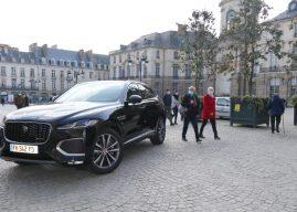 Que pensent les Rennais du nouveau Jaguar F-Pace ?