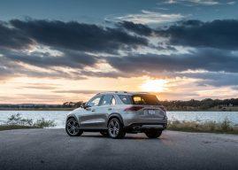 Mercedes-Benz GLE 300d Le SUV pour familles nombreuses