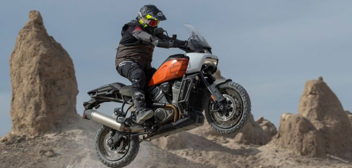 Harley-Davidson Pan America 1250 Special, Taillée pour l'aventure