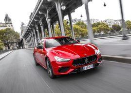 Maserati Ghibli Hybrid La performance réinventée