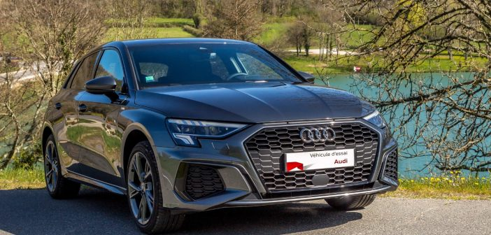 Audi A3 Sportback TFSI e, l'efficience associée à la sportivité