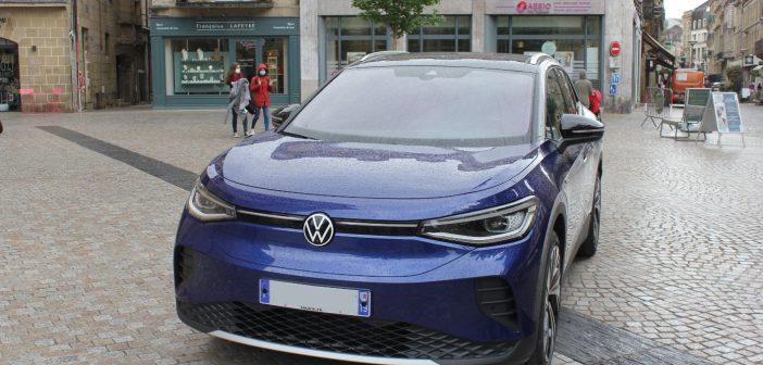 Ce que pensent les Corréziens de la nouvelle Volkswagen ID.4