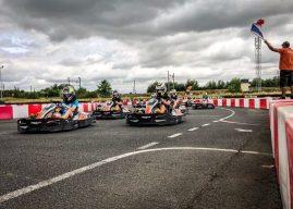 Karting Center Tours Plaisir et sécurité