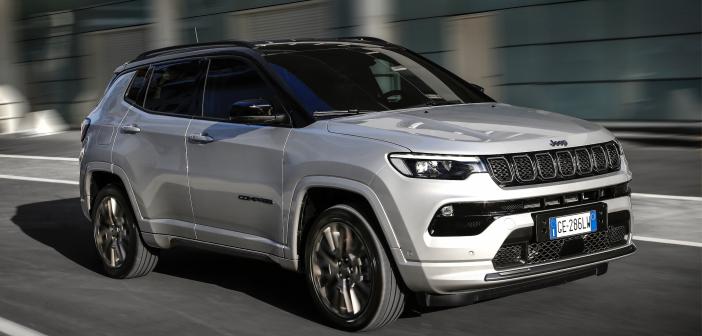Jeep Compass 4xe hybride rechargeable le SUV polyvalent par excellence