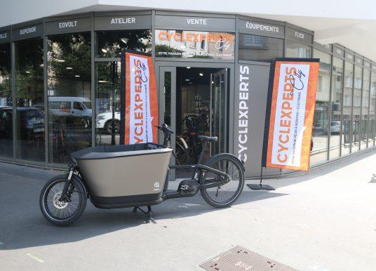 Cyclexperts E-City Envie de passer à l'électrique ?