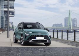 Hyundai Bayon entre style et efficience