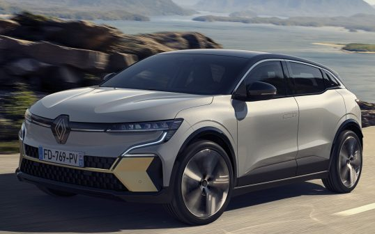 Renault Megane E-Tech 100% électrique, la GTI des modèles électriques